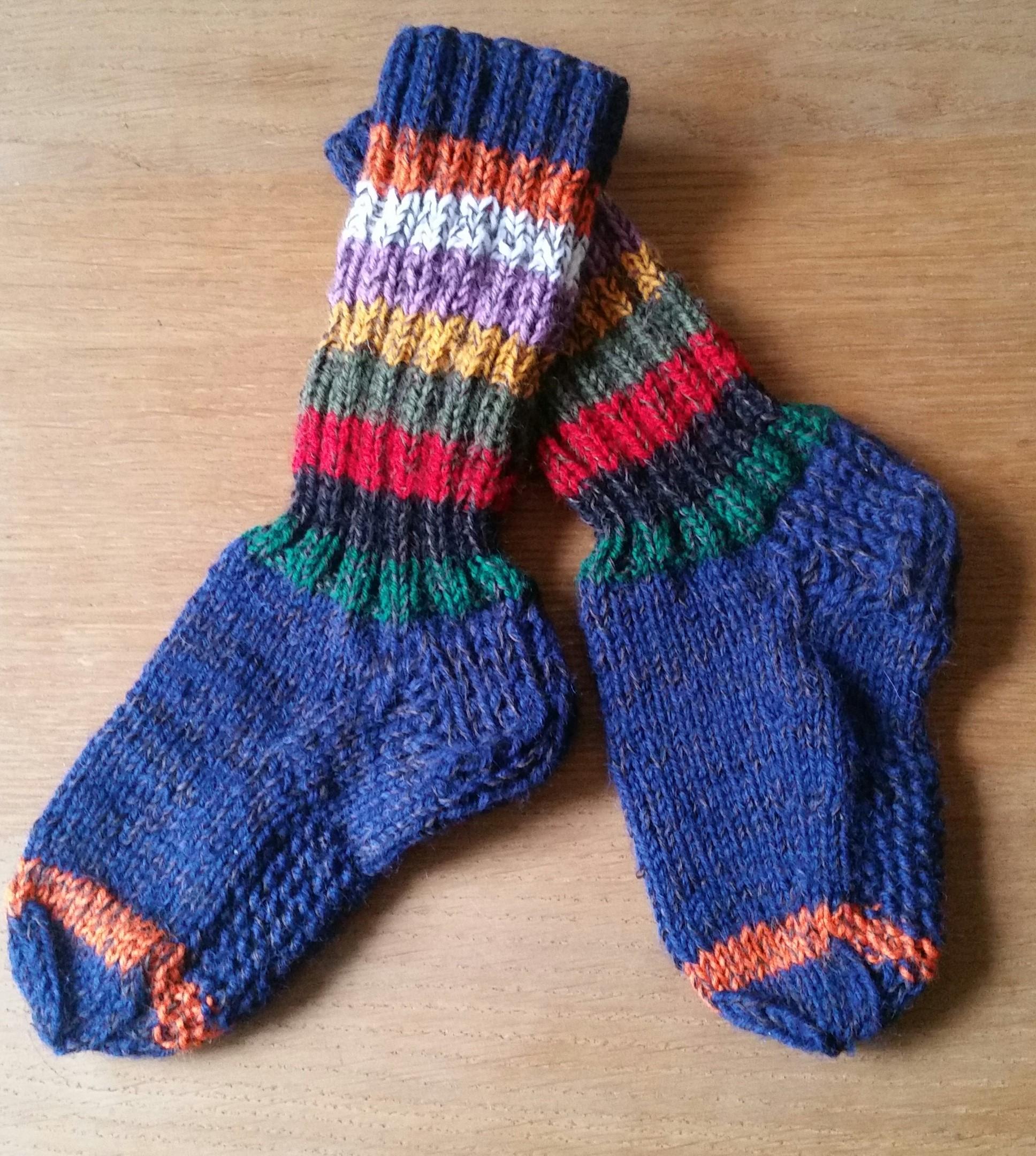 Socks for 2-3 y child