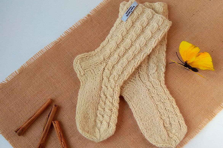 Socks for little girls